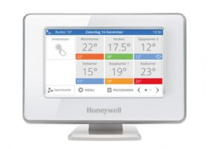 Honeywell Evohome Thermostaat